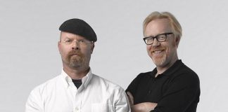 """MythBusters: Behind the Myths Starring Discovery Series """"MythBusters"""" Jamie Hyneman and Adam Savage to Debut at Orleans Arena June 21"""