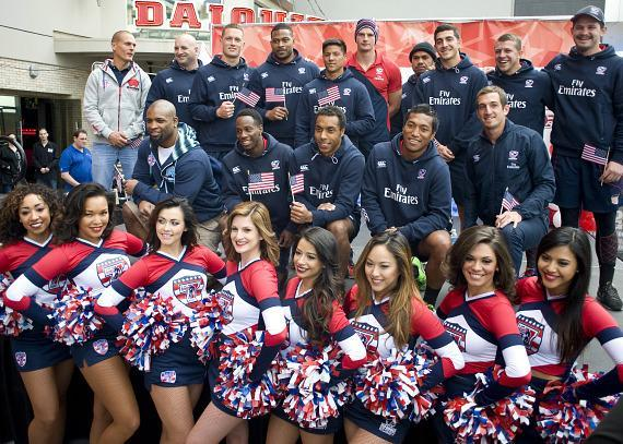 USA Sevens International Rugby Tournament Returns to Sam Boyd Stadium in Las Vegas Feb. 13–15