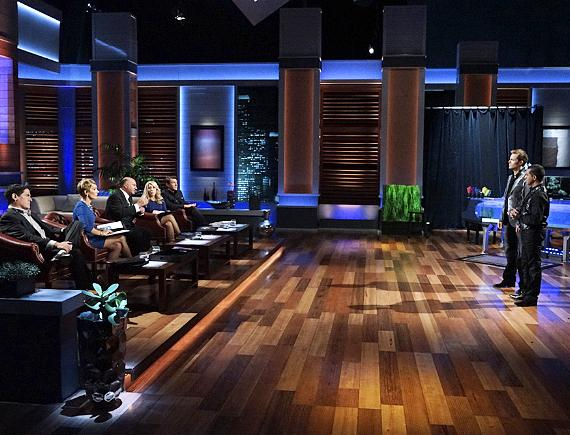 "Vegas Magic Duo Jarrett & Raja Wrestle with the Sharks on ABC's hit show ""Shark Tank"""