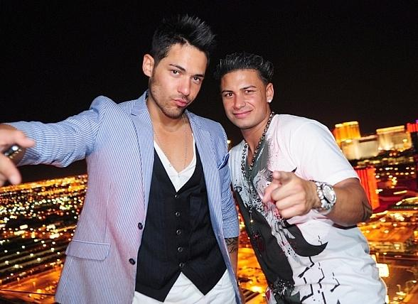 JRoc (9 Group) and Pauly D