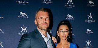 JWoww and Zack Clayton Carpinello Make Official Debut as Couple at Hakkasan Nightclub in Las Vegas