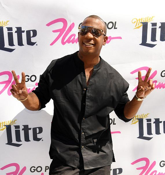Ja Rule Performs Live at The Flamingo GO Pool