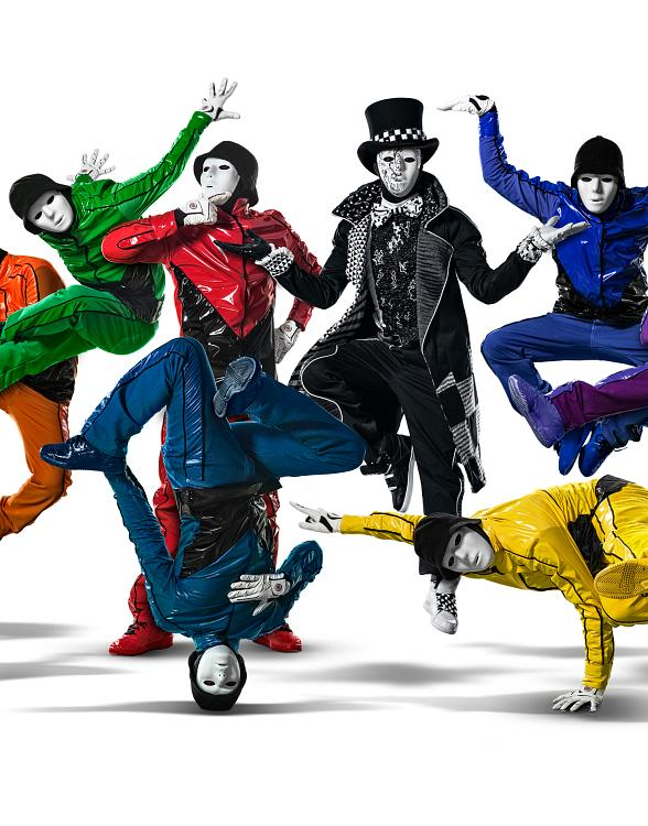 Jabbawockeez to Host Three-Day Workshop for Intermediate and Advanced Hip Hop Dancers