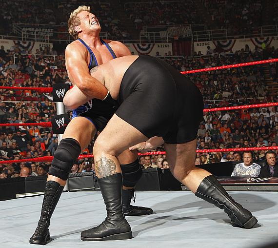 Jack Swagger and Big Show