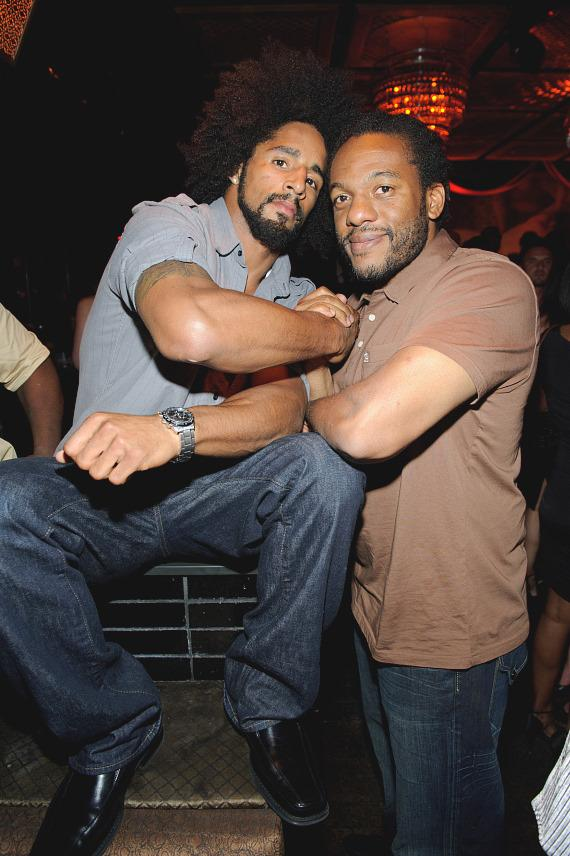 Jamie Yager and Herb Dean at LAVO