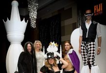 AFAN's 32nd Annual Black & White Party Takes on DAYLIGHT Beach Club at Mandalay Bay Resort & Casino Sept. 8