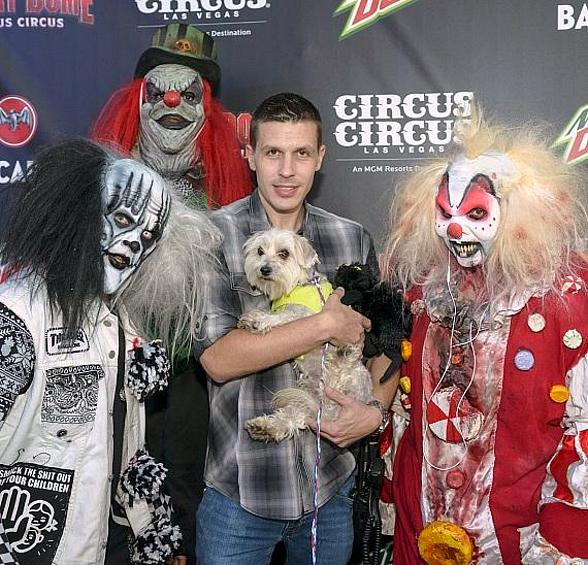 Friday, Oct. 13 Kicks Off Spooky Weekend at Fright Dome with Nevada SPCA, Jaymes Vaughan, Jonathan Bennett and Zak Bagans
