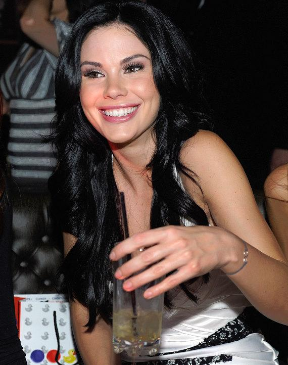Jayde Nicole at Gallery Nightclub in Las Vegas