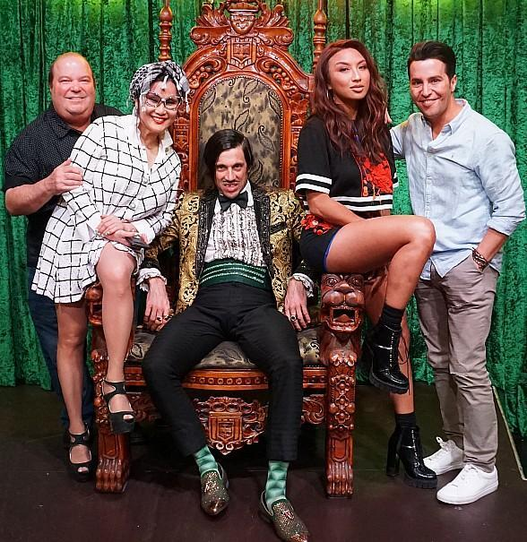 TV Personality Jeannie Mai Attends ABSINTHE at Caesars Palace Las Vegas