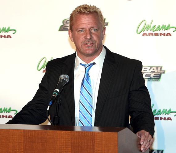 Talent Announced for Global Force Wrestling at Orleans Arena