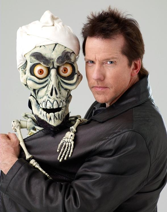 """Jeff Dunham: All Over The Map"" World Tour Begins Nov. 16; Dunham's Vegas Residency Begins Nov. 28 at Planet Hollywood"