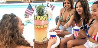 JEMAA - The NoMad Pool Party at Park MGM to Host Fourth of July Parties Over Four Days