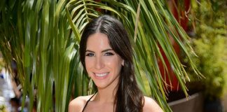 Jen Selter celebrates 21st Birthday at TAO Beach