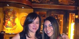 Jennifer Tilly at Casa Fuente