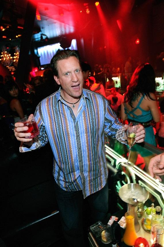 Corey Perry hosts NHL Pre-Awards Party at Chateau Nightclub & Gardens at Paris Las Vegas