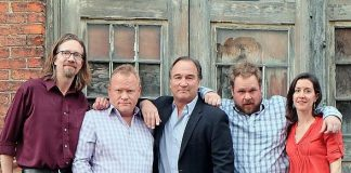 Jim Belushi and The Board of Comedy return to The Laugh Factory at Tropicana Las Vegas Oct. 6-8