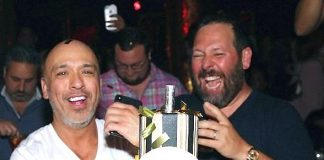 Comedian Jo Koy Celebrates Birthday at XS Nightclub at Wynn Las Vegas