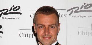Joey Lawrence Now Performing with Chippendales at Rio All-Suite Hotel & Casino