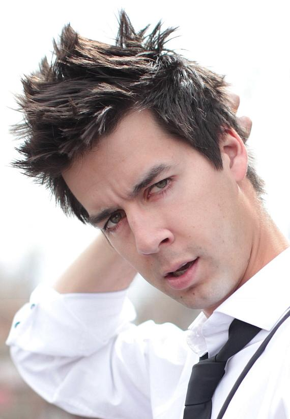 ward-winning stand-up comedian John Crist has edgy yet clean comedy that makes him popular among fans of all ages