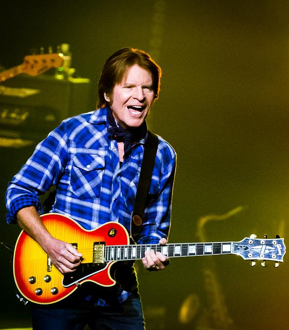 """John Fogerty Brings Rock 'n' Roll to The Venetian During Sold Out Opening Night of """"Fortunate Son in Concert"""""""