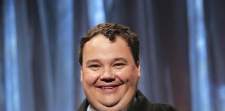 John Pinette Brings His Stand-Up Act to The Orleans Showroom