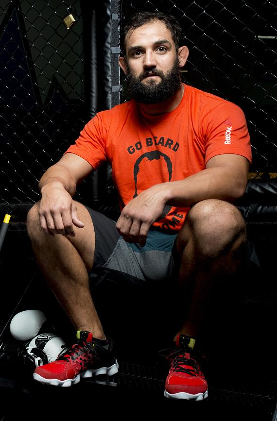 """Mike Hammer Co-Hosts """"The Vegas Take"""" on Fox Sports Radio 670am with Brian Shapiro and Special Guest UFC Superstar Johny Hendricks"""