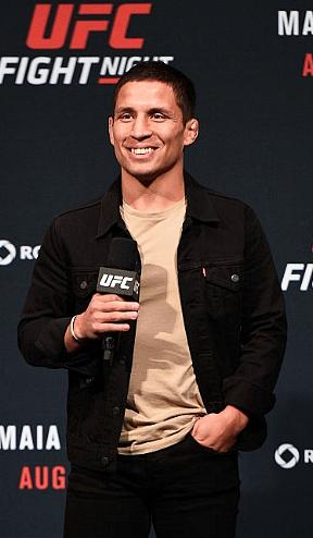 UFC Fighter Joseph Benavidez