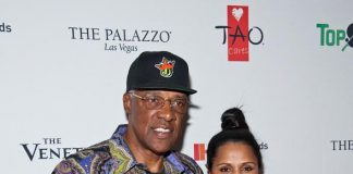 Basketball Stars compete in Topspin Charity Ping Pong Tournament at The Palazzo Las Vegas