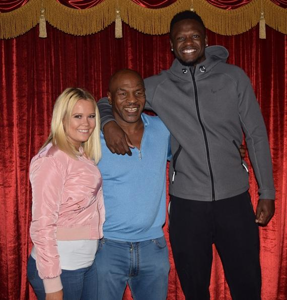 NBA stars Julius Randle, Devin Booker and Victor Oladipo attend