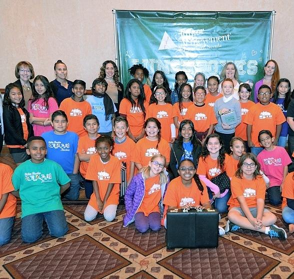 """Junior Achievement of Southern Nevada to Host Second Annual """"Lunchboxes & Learning"""" Event Nov. 16"""