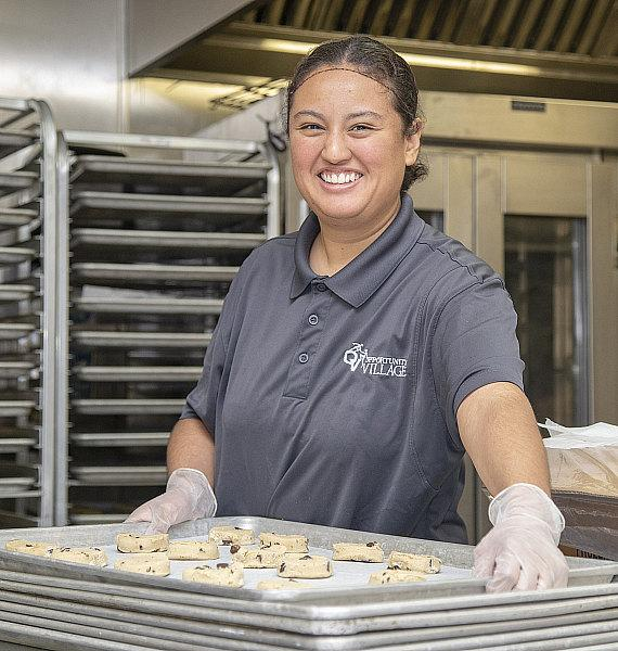 Opportunity Village Launches New Baked Goods Line, Bakery Treats