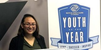 "Exceptional Las Vegas Teen Kaprice Burns Named ""Youth of the Year"" by Boys & Girls Clubs of Southern Nevada"