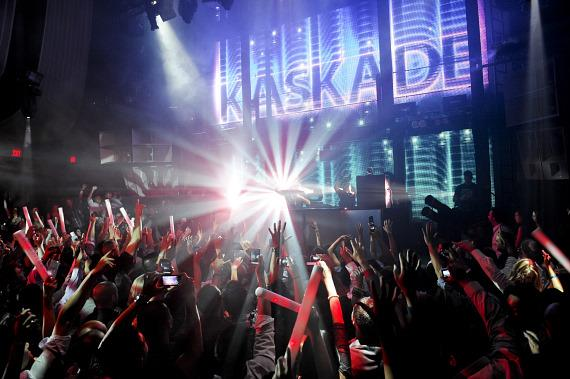 Kaskade performs at Marquee