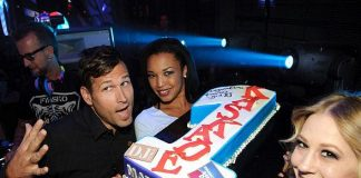 Kaskade Receives America's Best DJ by DJ Times Magazine at Marquee
