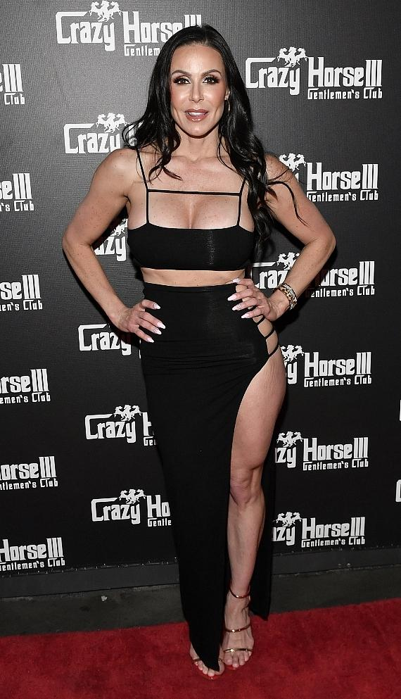 Adult Film Star Kendra Lust Hosts Birthday Party at Crazy Horse 3 in Las Vegas