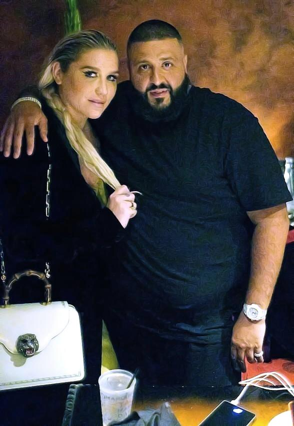 DJ Khaled, Chance the Rapper, Kesha, French Montana, Juicy J at Marquee and TAO in Las Vegas