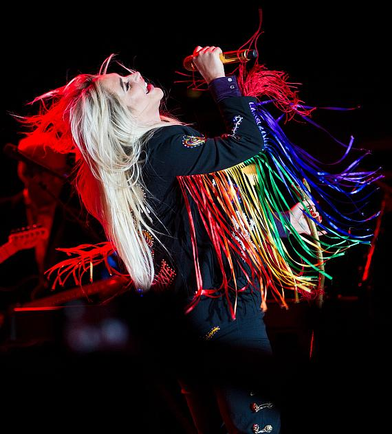 Kesha Closes Out M Resort Spa Casino's Summer Concert Series with Electrifying Performance at M Pool in Las Vegas