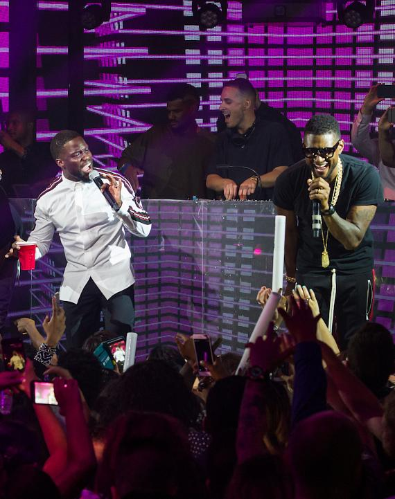 Kevin Hart, Usher, Ty Dolla $ign at Marquee, E-40 at TAO Friday of Labor Day Weekend
