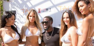 Kevin Hart Hosts Official HartBeat Weekend Pool Party at TAO Beach in The Venetian Las Vegas