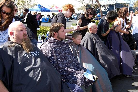 Klip It For Kidz will be held on Saturday, April 2, 2011 from 10 a.m. to 1 p.m. at Town Square Las Vegas.