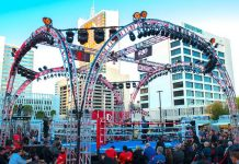 """Knockout Night at the D"" returns May 21 as Arif ""The Predator"" Magomedov hunts down Andrew ""Hurricane"" Hernandez in Las Vegas"