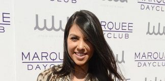 Kourtney Kardashian hosts Season Preview at Marquee Dayclub
