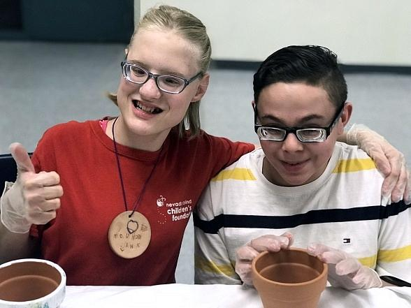 Nevada Blind Children's Foundation Debuts its New Learning Center for Blind Students at Public Open House Event August 20