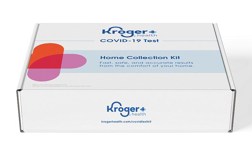 Kroger Health Receives FDA Emergency Use Authorization for its COVID-19 Test Home Collection Kit