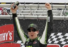 LVMS to offer special Kyle Busch ticket discount for Nevada residents