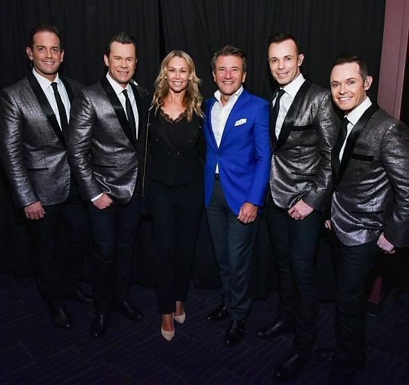 """Human Nature to Launch """"Jukebox,"""" a New Resident Show at The Venetian Las Vegas"""