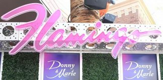 Donny & Marie Osmond Honored With The Keys To The Las Vegas Strip at Flamingo Las Vegas