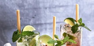 Cantina Laredo in Las Vegas Makes a Toast to Summer with Two New Mojitos