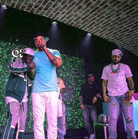 OTR Wednesdays with Method Man and Redman and Celebrity Guests at Off The Record in Las Vegas