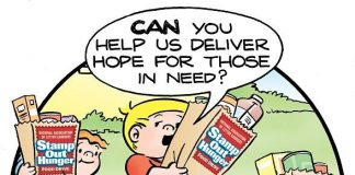 Local Letter Carriers to Participate in National Food Drive to 'Stamp Out Hunger' 24th Annual One-Day Food Drive May 14, 2016